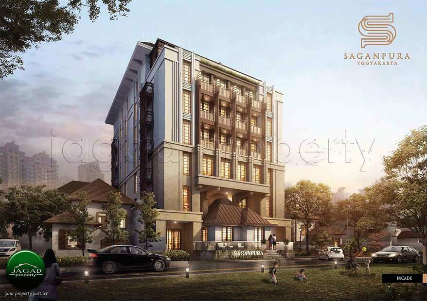 Exclusive Apartment Saganpura Yogyakarta ( CO 14 )