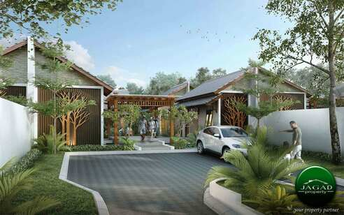 Resort Home jalan Wates Km 12,5 ( AR 104 )